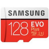 Samsung 三星 128G 红色plus升级版 高速TF卡