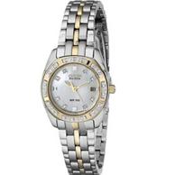 Citizen 西铁城 EW1594-55D 女款光动能腕表