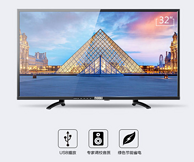 MOOKA 海尔模卡 A3系列32英寸 蓝光高清 液晶电视