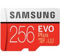 SAMSUNG 三星 红色plus升级版 高速TF卡 256G