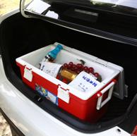 日本 IRIS 爱丽思 车载保温冷藏箱 45升