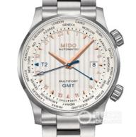 Mido 美度 舵手系列 男士机械腕表GMT M005.929.11.031.00