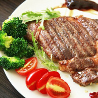 西餐厅供应 澳洲进口 正是 黑胡椒牛排套餐100g*10片