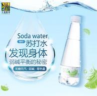 天地精华 青柠檬苏打水饮料 410ml*15瓶