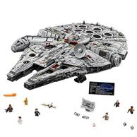 收藏不亏!LEGO 乐高 Star Wars星战系列 75192 UCS 终极收藏版新千年隼