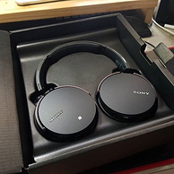 2倍差价! 索尼 MDR-XB950B1 头戴式蓝牙耳机 官翻版