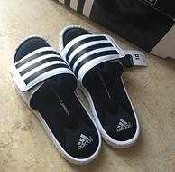不潮不存在!阿迪达斯 superstar 5G 时尚运动拖鞋 AC8325