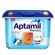 Aptamil 爱他美 婴幼儿配方奶粉 安心罐 1+段 800g *4件