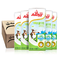 Anchor 安佳 儿童牛奶 190ml*27盒 *4件