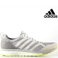 2双!adidas 阿迪达斯 Adizero Tempo 9 女式跑鞋