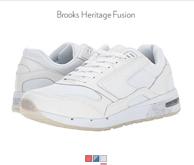 Brooks 布鲁克斯 Heritage Fusion 男款复古休闲鞋