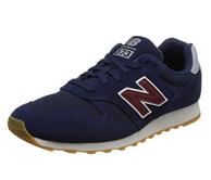 限尺码:New Balance 中性 休闲跑步鞋 373系列 ML373NRG-D