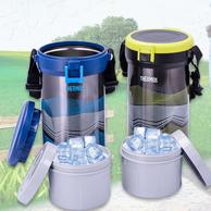 THERMOS 膳魔师 FHK-2200BKY 便携式冰桶