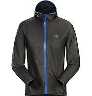 史上最轻的全防水透气冲锋衣!Arcteryx始祖鸟 Norvan SL黑科技冲锋衣