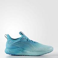 2双,adidas 阿迪达斯 alphabounce em 女款休闲跑鞋