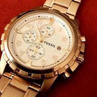 Fossil化石 FS4867 男士腕表 87.98美元约¥562