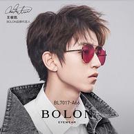 王俊凯同款 Bolon 暴龙 2018新款中性 太阳镜BL7017