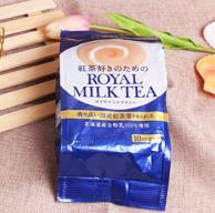 日本销售第一!日东红茶 皇家奶茶 10支*6袋