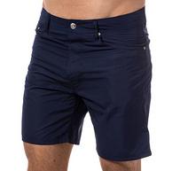 2件!DIESEL迪赛 男士中腰休闲短裤