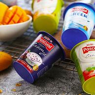 西班牙进口 Pascual 帕斯卡 全脂风味酸奶125g*16杯