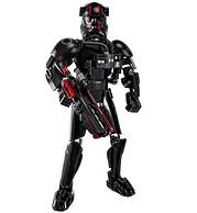 LEGO乐高  星球大战系列 75526 精锐TIE战机飞行员