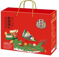 御厨坊 嘉兴风味 粽情端午 粽子 礼盒 880g