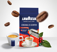 意大利百年品牌 lavazza 经典黑咖啡粉250g