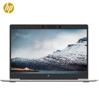 再降100、6期免息:HP 惠普 EliteBook 735G5 13.3英寸輕薄筆記本(銳龍5 PRO 2500U 8G 256G SSD 100%sRGB)