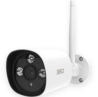 防水版 ,360 D621 1080P 网络wifi高清监控摄像头