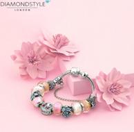 平价的潘多拉 Diamond Style 梦幻之城手链