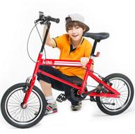 宝马MINI授权 Rastar 星辉 16寸 儿童自行车