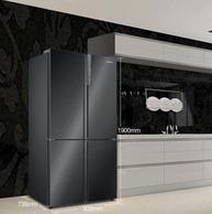 Casarte 卡萨帝 629升 多门变频冰箱BCD-629WDSTU1