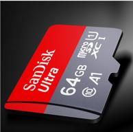 闪迪 SanDisk 至尊高速 64G TF卡 Class10标准