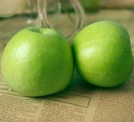 水果蔬菜 酸甜口现摘青苹果  2.5kg