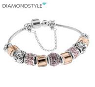 Diamond Style钻石风尚 珍宝赭色手链
