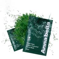Annabella 安娜贝拉 深海矿物海藻面膜 10片*4盒