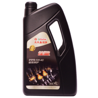 东风嘉实多 佳驰 黑佳驰 全合成机油润滑油 5W-40 SN级 4L