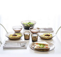 Duralex 多莱斯 双人欧式餐具套装 8件套