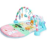 beiens 贝恩施 B216 婴儿玩具脚踏钢琴健身架 *2件 +凑单品