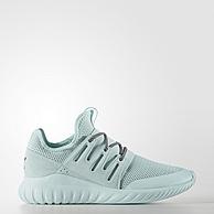 限尺码:adidas 阿迪达斯Tubular Radial 男运动鞋