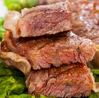 融极 澳洲 原肉整切 儿童牛排套餐 130g*10片