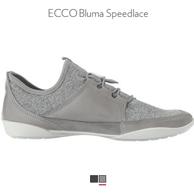 尺码齐全 Ecco 爱步 Bluma 布鲁玛系列 女士 休闲鞋