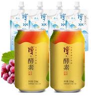 白菜!酵素果汁*2瓶+慢水350ml*4袋