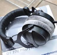 beyerdynamic 拜亚动力 DT 770 PRO 头戴式耳机 80欧