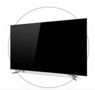 18日0点: Hisense 海信 LED55EC720US 55寸 4K平板液晶电视