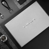 神价格!1.06kg超轻!0-2点!VAIO S13系列 13.3寸笔记本(i5/8G/256G/IPS屏幕/8.5小时续航)