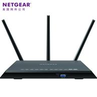 18日0点:Netgear 美国网件 AC1900M 双频路由器R6800