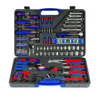 WORKPRO 万克宝 W009024 居家维修工具 139件套