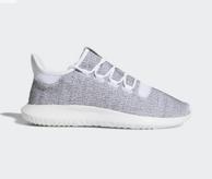 2件!adidas 阿迪达斯 Tubular Shadow 男款小椰子鞋