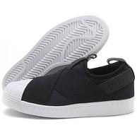 adidas阿迪达斯 Superstar 贝壳头一脚蹬板鞋